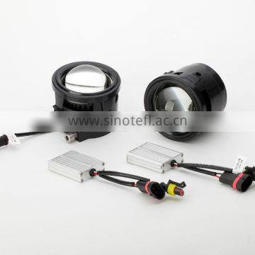 High luminance 1600LM front Fog lights double lens LED lamp for sale Perfect match w Original