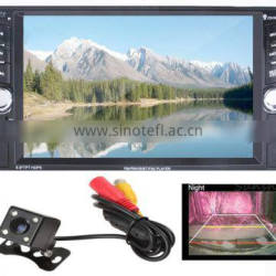 "10.4"" Dual Din Android Double Din Radio 1080P For Toyota RAV4"