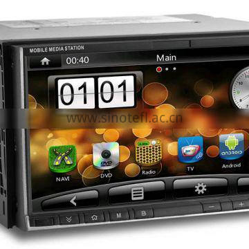 2 Din Navigation Android Double Din Radio 3g For Hyundai IX35