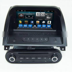ROM 2G Smart Phone Touch Screen Car Radio 1024*600 For Bmw