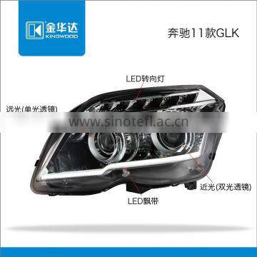 headlight type and ISO9001,TS16949 certification car lamp