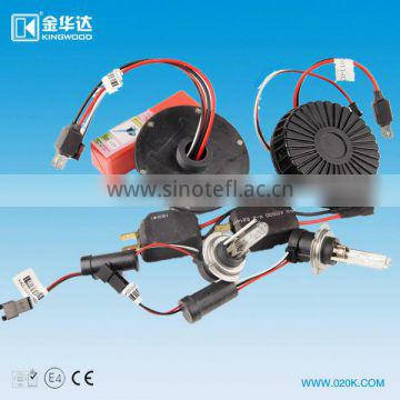 china supplier all in one high quality kit xenon conversion kit h7 35w /55w 4300k 6000k 8000k 10000k led light bulb for all car