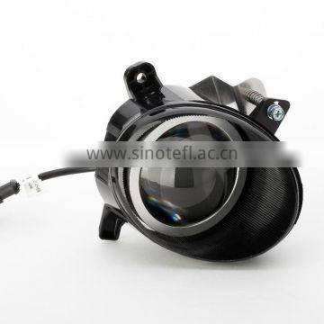 Auto light LED fog car lights for TOYOTA Carola (14-15 with dual lens, best price and high quality, high range looking