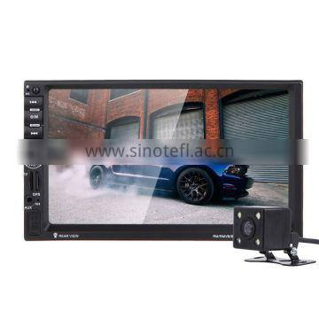 1080P Dual Din Touch Screen Car Radio 10.2 Inch For Volkswagen