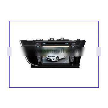 1024*600 Navigation Android Double Din Radio 16G For Volkswagen