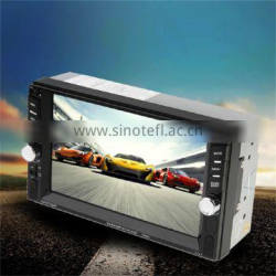 2 Din Free Map Android Double Din Radio 2GRAM+16GROM For VW Skoda