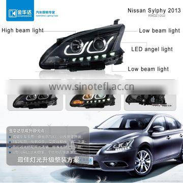 Auto parts light turn light led light hid xenon for Sylphy 2013