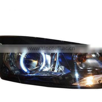 car head light for VW POLO low beam