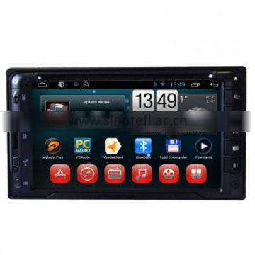 10.2 Inch Navigation Android Double Din Radio 3g For Honda