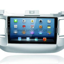 1024*600 Quad Core Android Double Din Radio 3g For Volkswagen