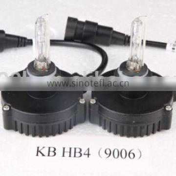 all in one hid kit 9006 for Japanese car 12v35w hot sale in china