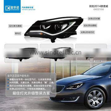 Headlight for toyota fortuner leveling kit germany Buick Regal