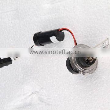 HID xenon lamp type top quality cheap price H1 12V 55W hid xenon kit 6000k china