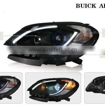 Buick Alexa 12-13 within high beam light turn light led light