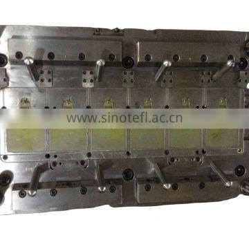 Home Appliance Electrical Parts Medical Aviation Auto Parts Industry injection tooling mould plastic PC/ABS PA66+GF PBT