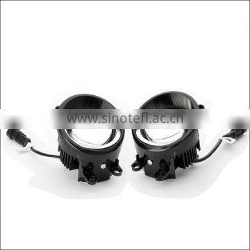 1600W Super bright fog lights range & brightness enhancing LED fog lamp for low beam perfect match