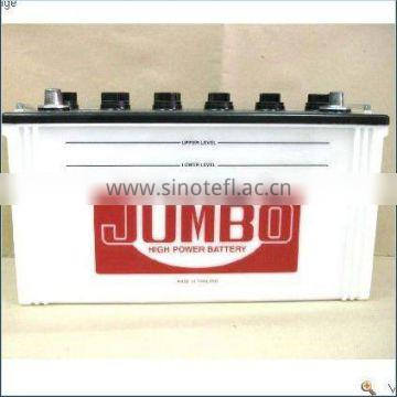 High Quality Dry Charged 12V 100 AH Car Battery