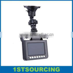 Car Dvr dual camers V30 car camera 2.7 inch TFT display