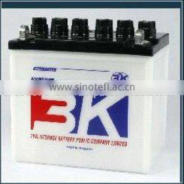 High Quality 26 AH Dry Charged 12V Automotive Battery