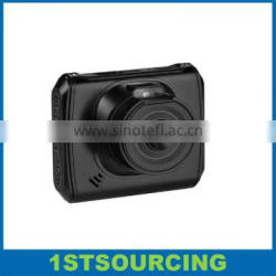 2.4 inch Dual TF Card cameras GPS tracking G-Sensor car DVR