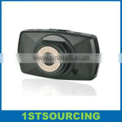 "Wide View Angle 3.0"" HD 1080P Mini Car DVR With 1.3MP Hidden Camera and G-Sensor"