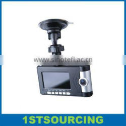 Q5 Black, 2.7 inch TFT Screen Mini Dual Camera 1920x720P Vehicle DVR with H2.64 Video format