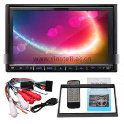 "6.95"" Inch Wifi 16G Android Car Radio For Honda"