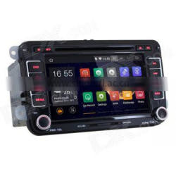 8 Inches Multi-language Android Double Din Radio 2GRAM+16GROM For Honda