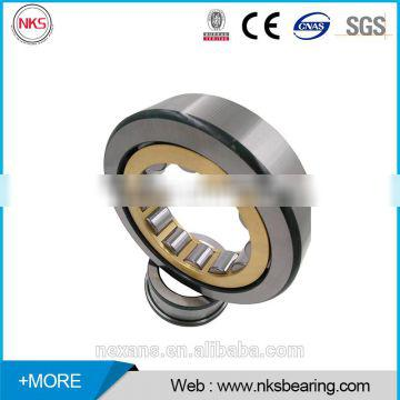 Cylindrical roller bearing Chrome steel bearing types NJ NUP N NF NU230