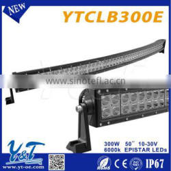 Hot selling led light bar roof mount with low price
