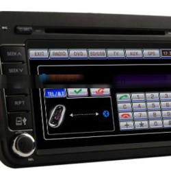 VW Skoda Smart Phone Waterproof Car Radio 1024*600 32G