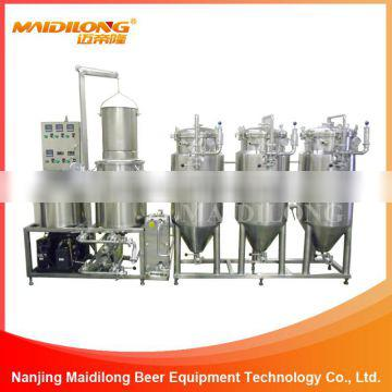 craft beer mini micro beer brewing equipment 50l
