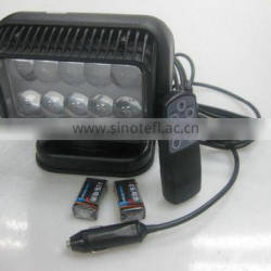 Clear LED Work Light Remote Control With The 11 Years Gold Supplier In Alibaba (XT2099)
