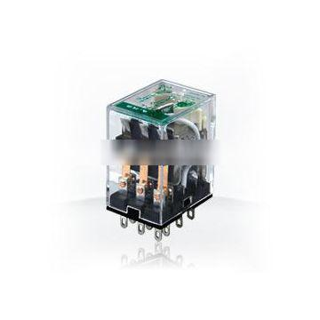 The AIKS ARM4F-L-DC12V DC 24V 110VAC 110VDC intermediate relay