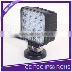 Manufacturer supplier led worklight 48w led driving light