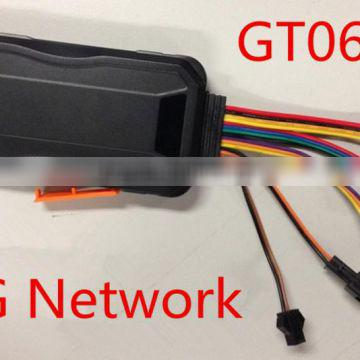 Online Vehicle Engine Control motorcycle vehicle tracker 3G gps tracker GT06E Geo-fence tracking system