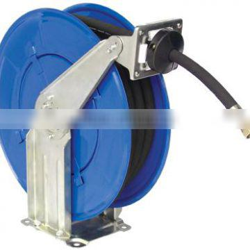 China Self-retracting Rubber 65feet High pressure Hose Reel