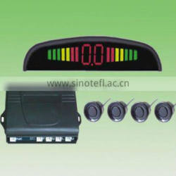 car parking system,car parking sesnor with led display, buzzer, camera,rearview mirror