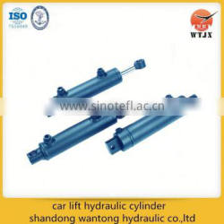 double action scissor lift hydraulic cylinder