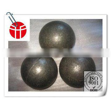 95mmCasting iron ball for processing plant chemical plant
