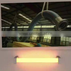Good price bottom load petrol flexible suction hose composite hose suction and discharge hose for tank truck