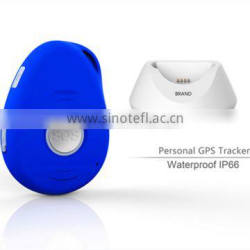 Waterproof gps tracker with SOS voice monitoring LBS personal tracker mini gps tracker monitoring car tracking device
