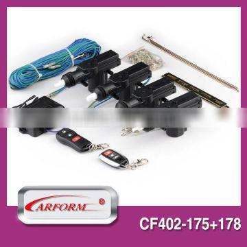 Hot sell remote control for car central door locking system with two side flashing light