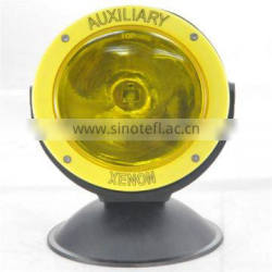 Rainbow Yellow Xenon Driving Light With The 11 Years Gold Supplier In Alibaba (XT6301)
