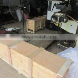 uhmw pe pulley and roller for machine part