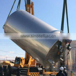 High quality and Durable silo tank,Sanitary Equipment for industrial use ,small lot order available