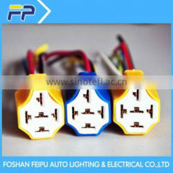 Relay Harness Wiring Wire auto lamp car light auto bulb socket