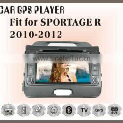Fit for KIA SPORTAGE R 2010/2011/2012 car dvd gps bluetooth