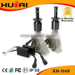 auto parts guangzhou led driving light bulb kit h1 h3 h4 h11 h13 9007 9004 9005 9006 h7 led headlights car