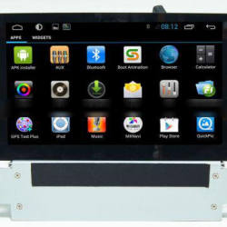 "6.95"" Inch Smart Phone Android Double Din Radio 3g For Kia"